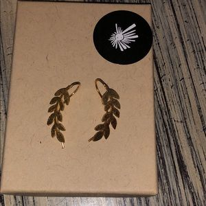 Noonday Collection - Forests Ear Climbers Earrings